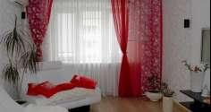 Характеристика красных штор и его оттенков