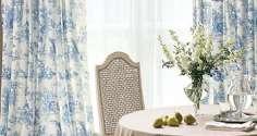 Шторы в стиле прованс — шарм франции у вас дома