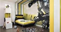 Как оформить шторами комнату мальчика: подборка идей