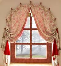 Примеры карнизов и держателей для штор в детскую комнату - рис.14