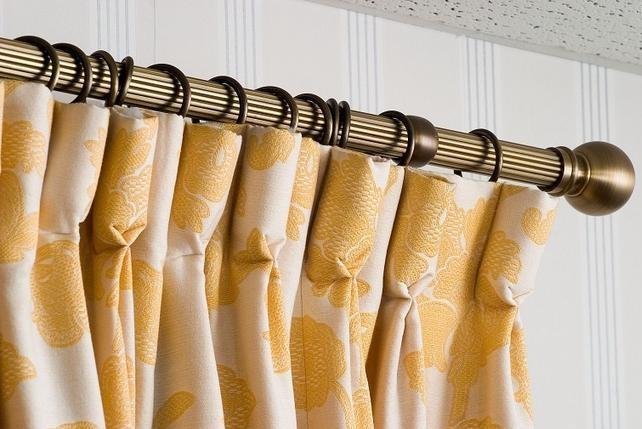 Как крепить люверсы на шторы в домашних условиях