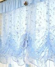 Примеры карнизов и держателей для штор в детскую комнату- рис.16