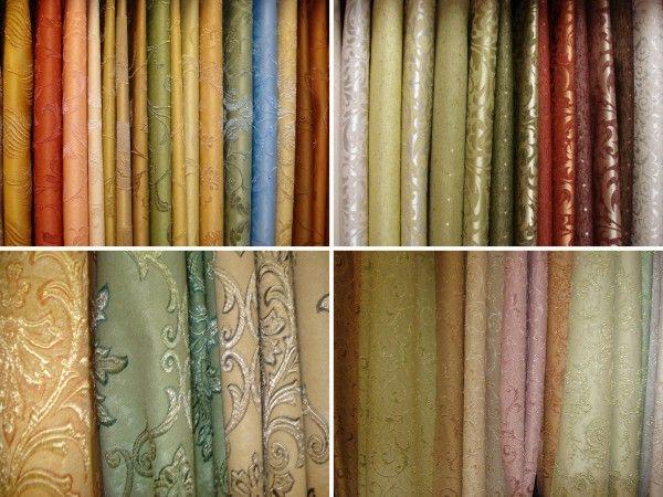 Как рассчитать размер штор, какую ткань выбрать?
