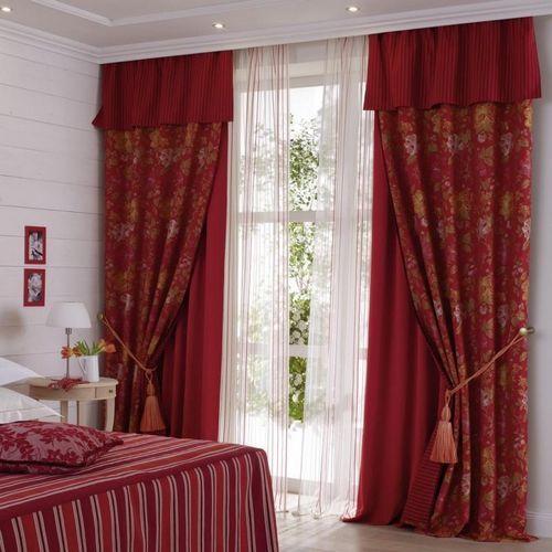Фото шторы для гостиной своими руками
