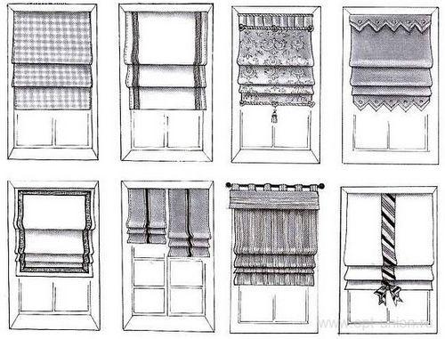 Английские шторы своими руками пошаговая инструкция 41