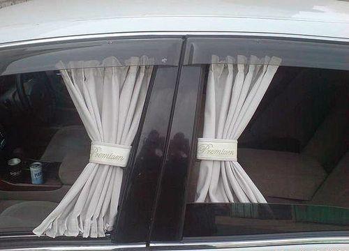 шторки на стекла автомобиля своими руками