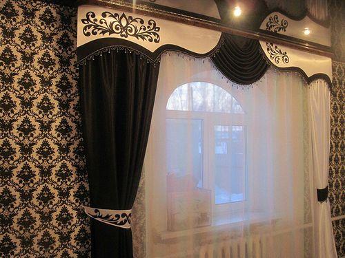 Как сделать шторы своими руками фото фото 897