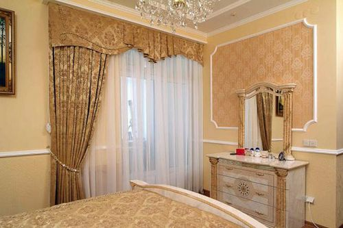 Шьем шторы своими руками для спальни