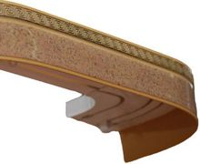 Бленда - пластиковая гибкая багетная лента