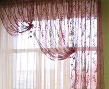 Варианты оформления императорской декоративной шторы - рис.2