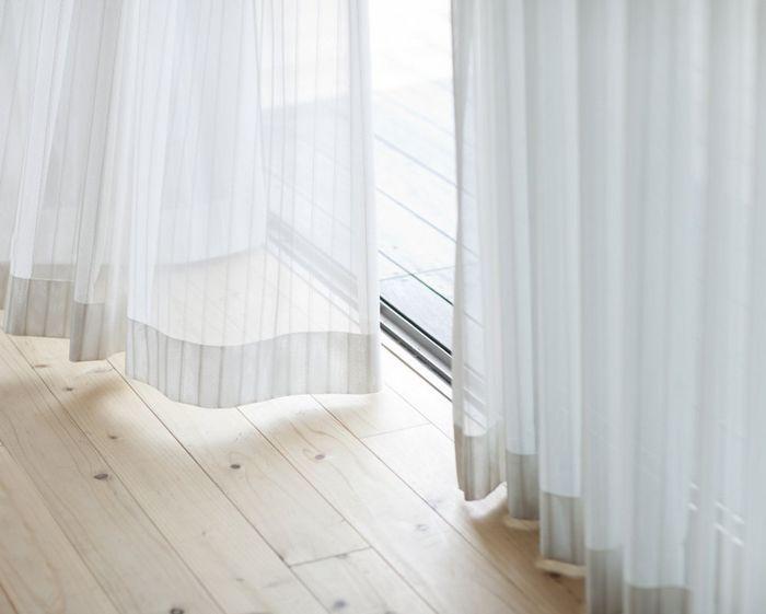 Как правильно подшить шторы и тюль