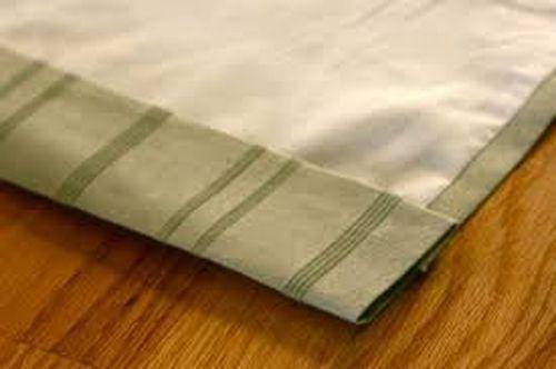 Подшиваем шторы