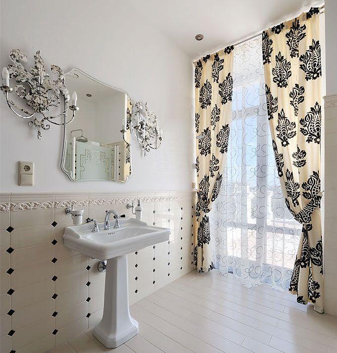 Купить ткань для пошива штор в ванную комнату одежда из твида москва